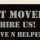 Move N Helpers